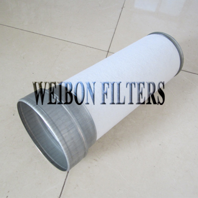 21041296 3979928 RS5408 AF26162 E496LS CF1510/1 Volvo Secondary Air Filter