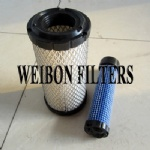 6673752 6673753 BOBCAT Excavator & Loader Air Filter